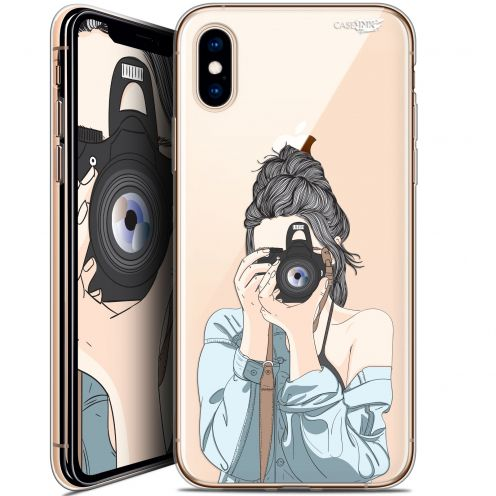 Carcasa Crystal Gel Extra Fina Apple iPhone X (10) Design La Photographe