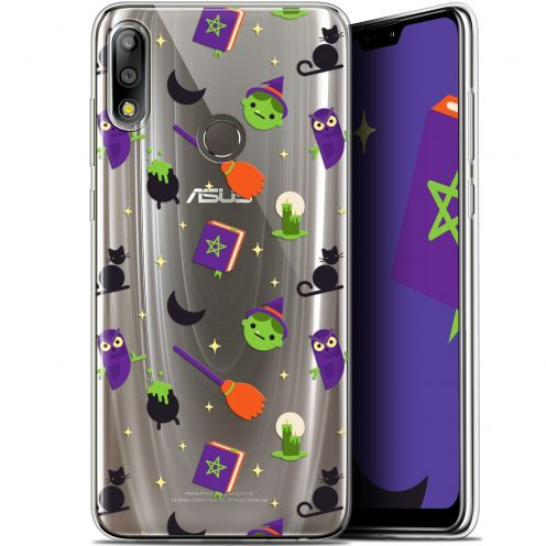 "Carcasa Gel Extra Fina Asus Zenfone Max Pro (M2) ZB631KL (6.26"") Halloween Witch Potter"