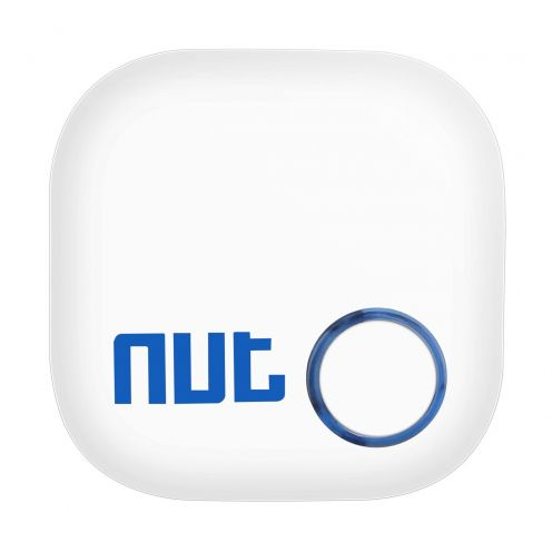 Smart Tracker Anti-Perdida Nut® 2 Bluetooth 4.0 iOS Android Blanco
