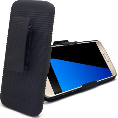 """Correa de la cáscara """"Funda"""" Samsung Galaxy S7 negro"""