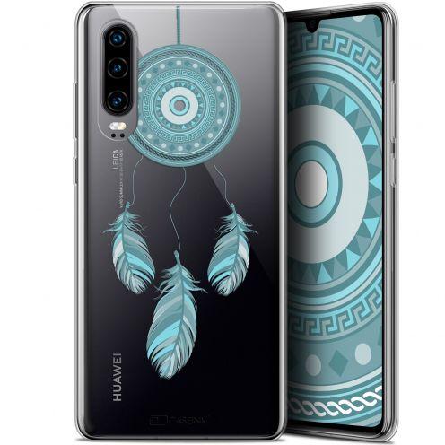 "Carcasa Gel Extra Fina Huawei P30 (6.1"") Dreamy Attrape Rêves Blue"