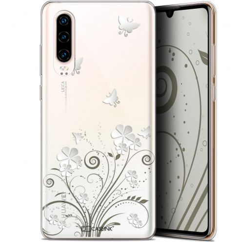 "Carcasa Gel Extra Fina Huawei P30 (6.1"") Summer Papillons"