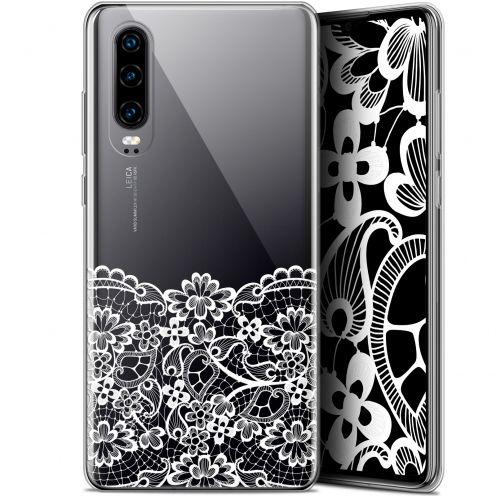 "Carcasa Gel Extra Fina Huawei P30 (6.1"") Spring Bas dentelle"
