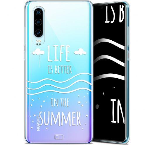 """Carcasa Gel Extra Fina Huawei P30 (6.1"""") Summer Life's Better"""