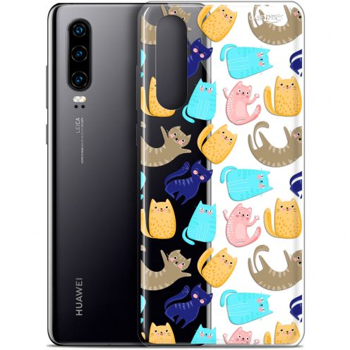 "Carcasa Gel Extra Fina Huawei P30 (6.1"") Design Chat Danse"