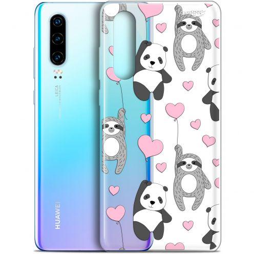 "Carcasa Gel Extra Fina Huawei P30 (6.1"") Design Panda'mour"