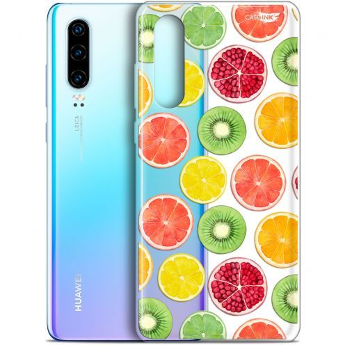 """Carcasa Gel Extra Fina Huawei P30 (6.1"""") Design Fruity Fresh"""