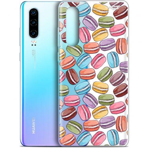 """Carcasa Gel Extra Fina Huawei P30 (6.1"""") Design Macarons"""