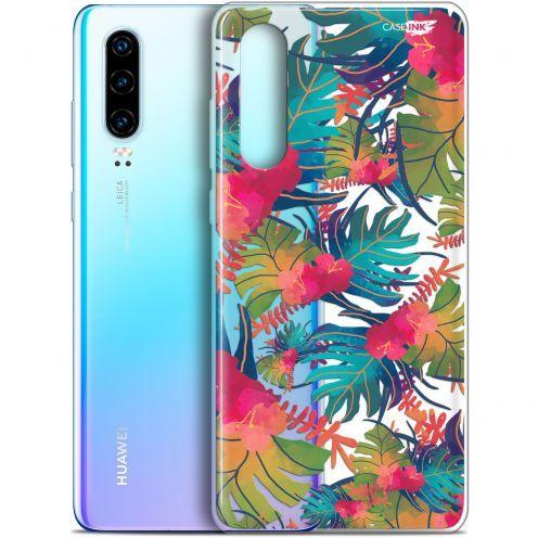 "Carcasa Gel Extra Fina Huawei P30 (6.1"") Design Couleurs des Tropiques"