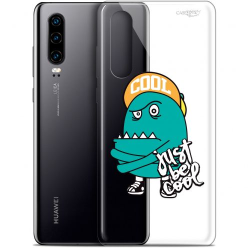 "Carcasa Gel Extra Fina Huawei P30 (6.1"") Design Be Cool"