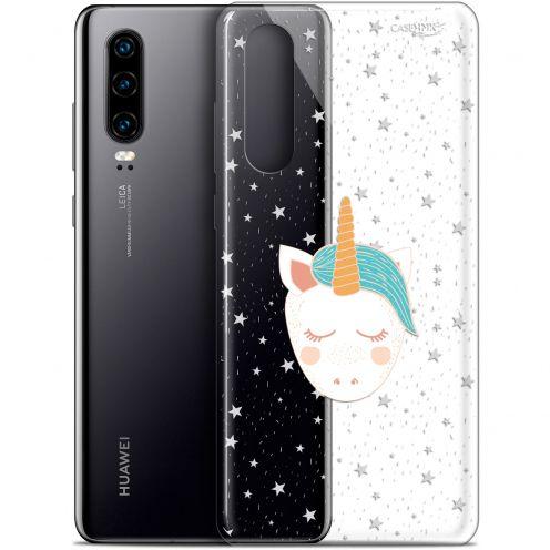 """Carcasa Gel Extra Fina Huawei P30 (6.1"""") Design Licorne Dors"""