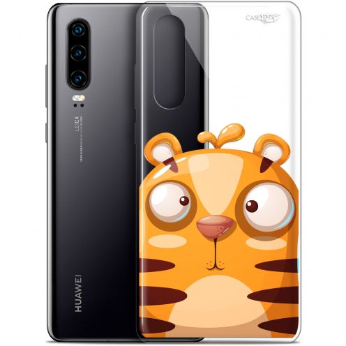 "Carcasa Gel Extra Fina Huawei P30 (6.1"") Design Cartoon Tiger"