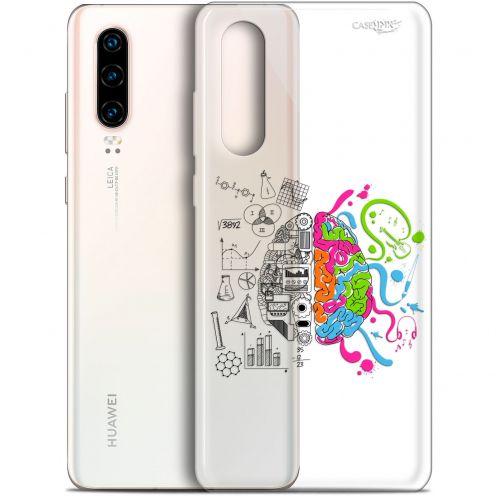 "Carcasa Gel Extra Fina Huawei P30 (6.1"") Design Le Cerveau"