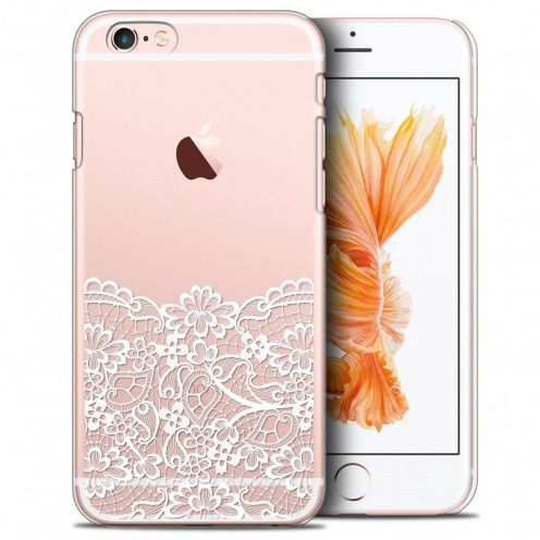 Carcasa Crystal Extra Fina iPhone 6/6s Plus (5.5) Spring Bas dentelle