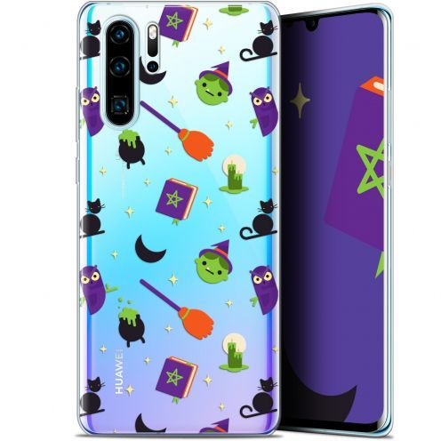 "Carcasa Gel Extra Fina Huawei P30 Pro (6.47"") Halloween Witch Potter"