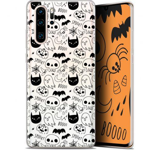 "Carcasa Gel Extra Fina Huawei P30 Pro (6.47"") Halloween Spooky"
