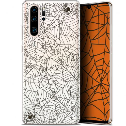 "Carcasa Gel Extra Fina Huawei P30 Pro (6.47"") Halloween Spooky Spider"