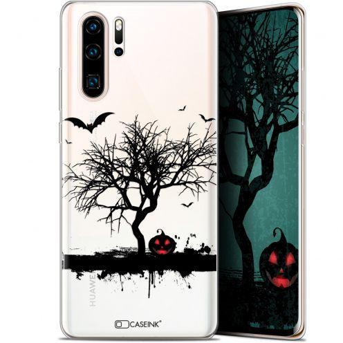 "Carcasa Gel Extra Fina Huawei P30 Pro (6.47"") Halloween Devil's Tree"