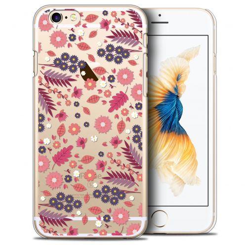 Carcasa Crystal Extra Fina iPhone 6/6s (4.7) Spring Floraison