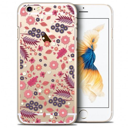 Carcasa Crystal Extra Fina iPhone 6/6s Plus (5.5) Spring Floraison