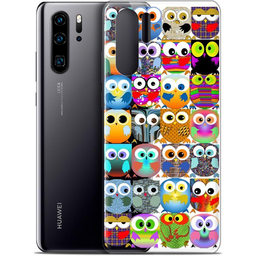 """Carcasa Gel Extra Fina Huawei P30 Pro (6.47"""") Claude Hibous"""