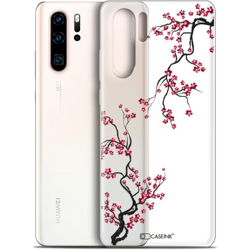 "Carcasa Gel Extra Fina Huawei P30 Pro (6.47"") Summer Sakura"