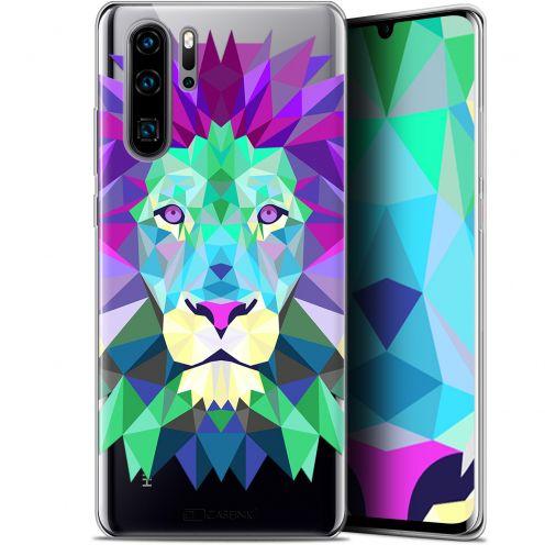 "Carcasa Gel Extra Fina Huawei P30 Pro (6.47"") Polygon Animals León"