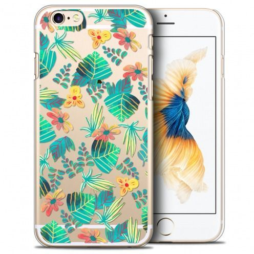 Carcasa Crystal Extra Fina iPhone 6/6s (4.7) Spring Tropical