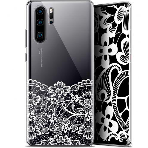 "Carcasa Gel Extra Fina Huawei P30 Pro (6.47"") Spring Bas dentelle"