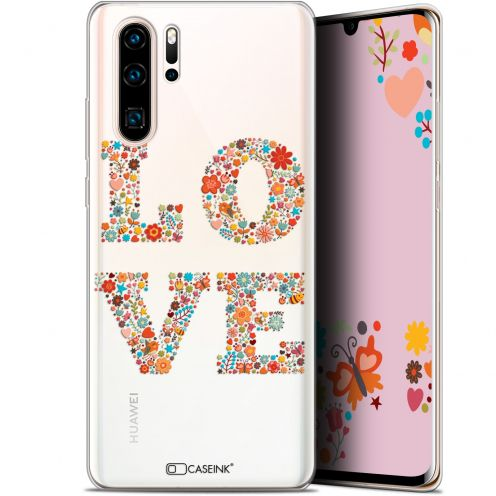 "Carcasa Gel Extra Fina Huawei P30 Pro (6.47"") Summer Love Flowers"