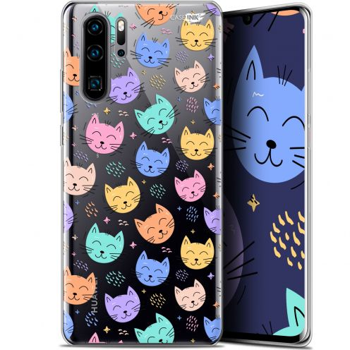 "Carcasa Gel Extra Fina Huawei P30 Pro (6.47"") Design Chat Dormant"
