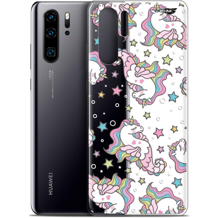 """Carcasa Gel Extra Fina Huawei P30 Pro (6.47"""") Design Licorne Dormante"""