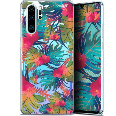 "Carcasa Gel Extra Fina Huawei P30 Pro (6.47"") Design Couleurs des Tropiques"