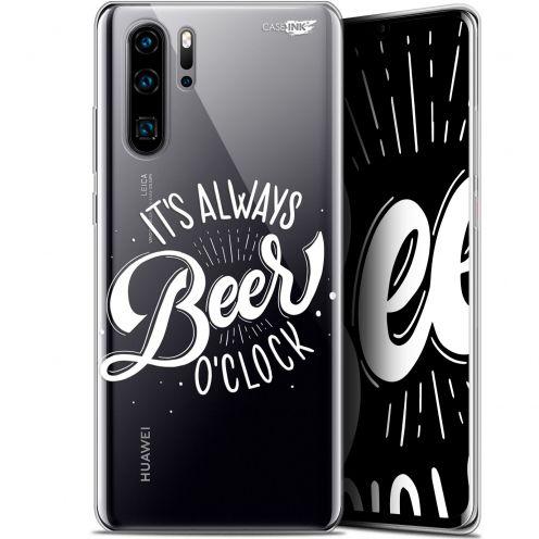"Carcasa Gel Extra Fina Huawei P30 Pro (6.47"") Design Its Beer O'Clock"