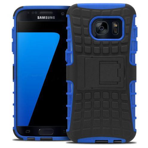 Carcasa antigolpes Spider Clubcase® Samsung Galaxy S7 Azul