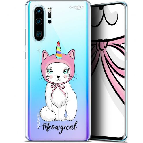 "Carcasa Gel Extra Fina Huawei P30 Pro (6.47"") Design Ce Chat Est MEOUgical"