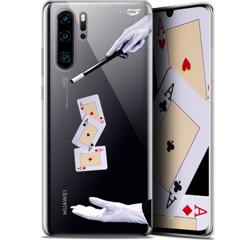 "Carcasa Gel Extra Fina Huawei P30 Pro (6.47"") Design Cartes Magiques"