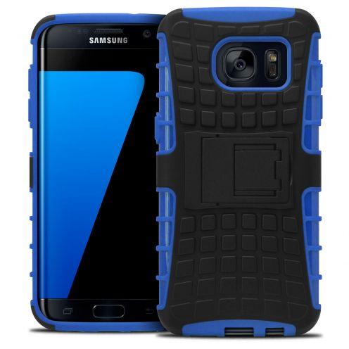 Carcasa antigolpes Spider Clubcase® Samsung Galaxy S7 Edge Azul