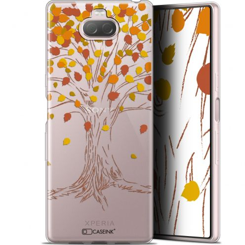 "Carcasa Gel Extra Fina Sony Xperia 10 (6"") Autumn 16 Tree"