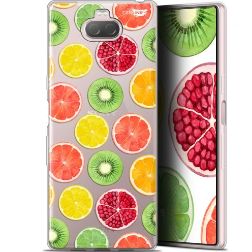 "Carcasa Gel Extra Fina Sony Xperia 10 (6"") Design Fruity Fresh"