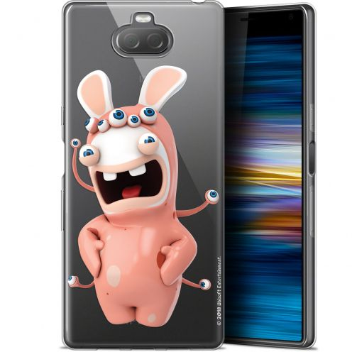 "Carcasa Gel Sony Xperia 10 (6"") Lapins Crétins™ Extraterrestre"