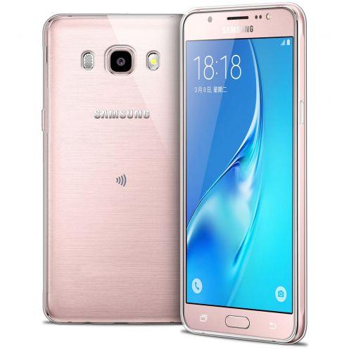 Carcasa Extra Fina 1 mm Flexible Crystal Clear para Samsung Galaxy J5 2016
