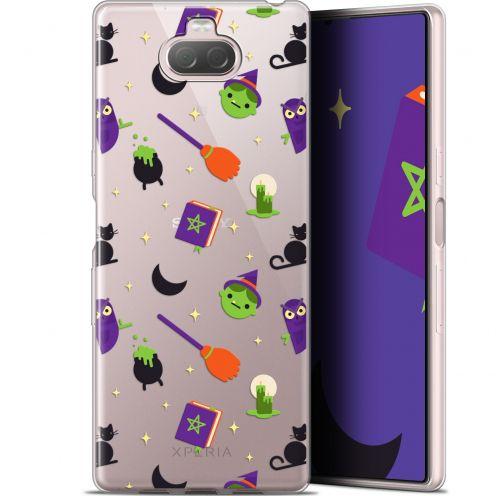 "Carcasa Gel Extra Fina Sony Xperia 10 Plus (6.5"") Halloween Witch Potter"