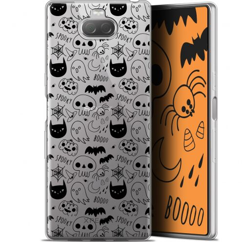 "Carcasa Gel Extra Fina Sony Xperia 10 Plus (6.5"") Halloween Spooky"