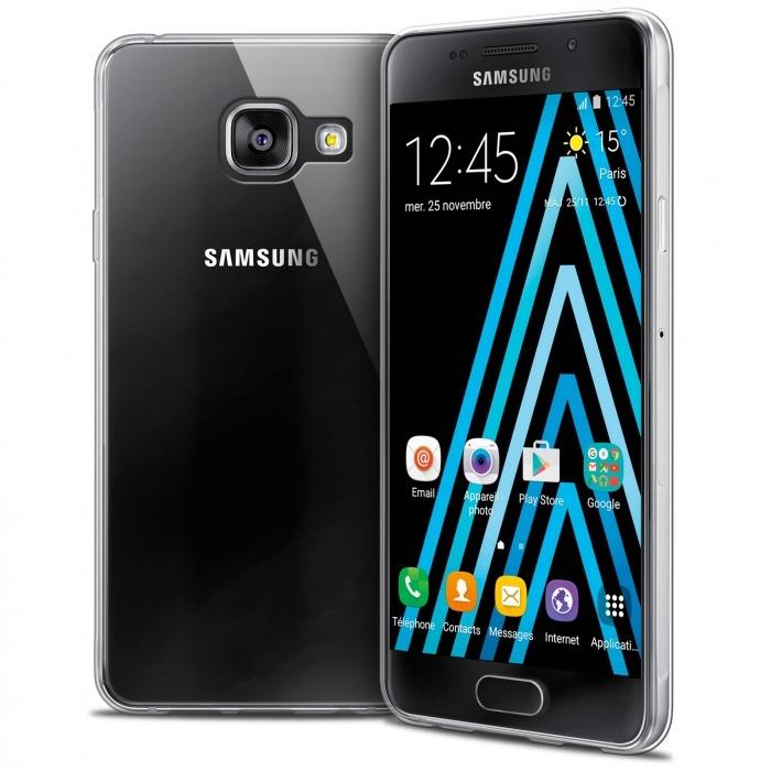 25a8616f3fc Carcasa Extra Fina 1 mm Flexible Crystal Clear para Samsung Galaxy A3 2016  (A310)