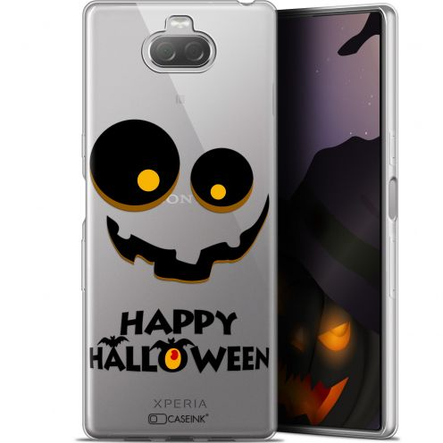 "Carcasa Gel Extra Fina Sony Xperia 10 Plus (6.5"") Halloween Happy"