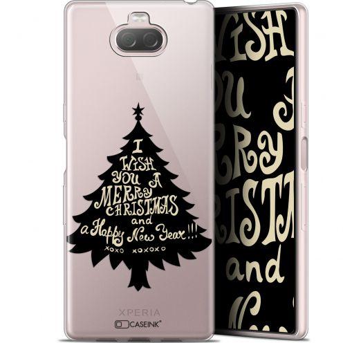 "Carcasa Gel Extra Fina Sony Xperia 10 Plus (6.5"") Noël 2017 XOXO Tree"