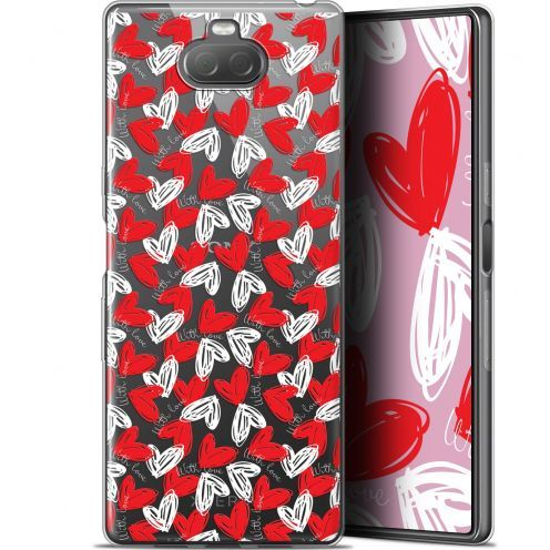 "Carcasa Gel Extra Fina Sony Xperia 10 Plus (6.5"") Love With Love"