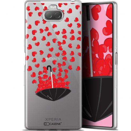 "Carcasa Gel Extra Fina Sony Xperia 10 Plus (6.5"") Love Parapluie d'Amour"