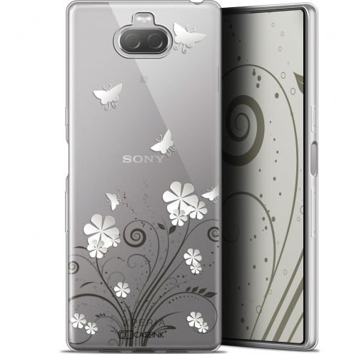 "Carcasa Gel Extra Fina Sony Xperia 10 Plus (6.5"") Summer Papillons"
